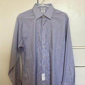 New Brooks Brothers collared shirt